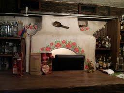 ukraińska restauracja: wejście