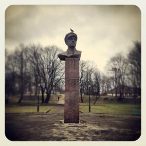 Pomnik w Kaliningradzie