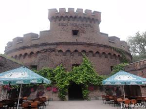 Wieża Wrangel w Kaliningradzie