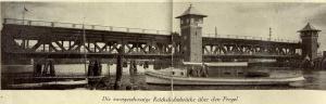 Dwupoziomowy most: Królewiec