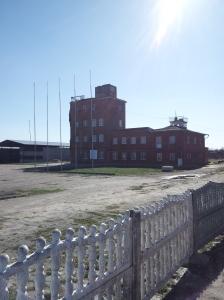 Budynek Klubu Lotniczego Devau Kaliningrad