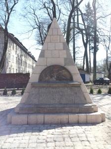 Pomnik saperów poległych w czasach I wojny światowej