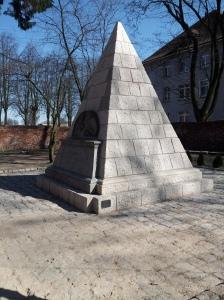 Pomnik saperów poległych w czasach I wojny światowej w Kaliningradzie