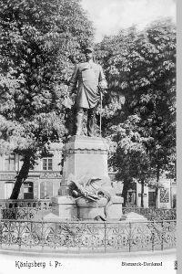 Pomnik Otto Bismarka autorstwa Reuscha