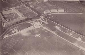 Lotnisko Dewau w 1933 roku