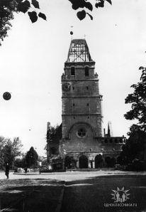 Kościół Pamięci Księcia Albrechta po 1945 roku Kaliningrad