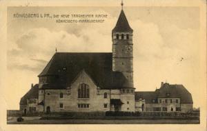 Kościół na Marauerhofie